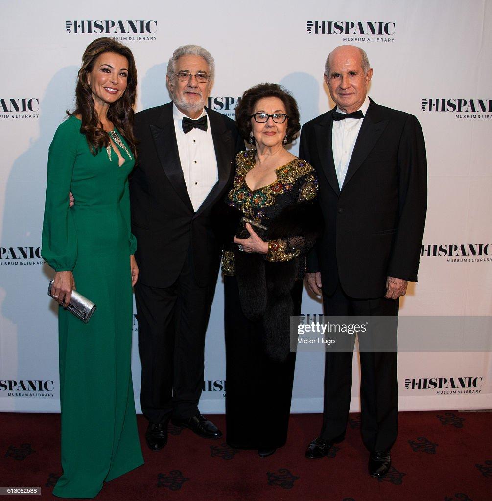 The Hispanic Society Museum andLibrary 2016 Gala