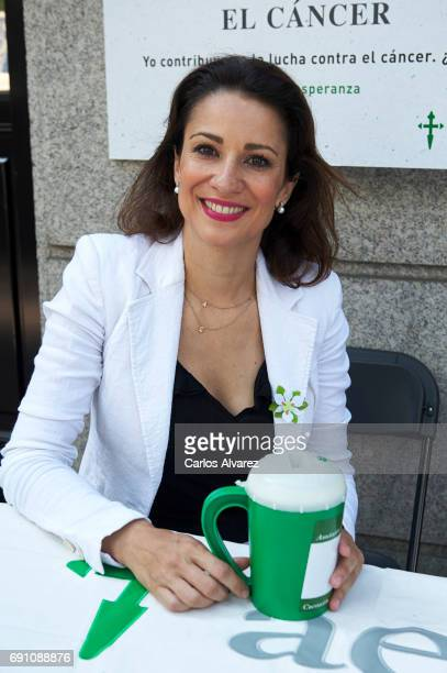 Silvia Jato attends the AECC assessment day on June 1 2017 in Madrid Spain