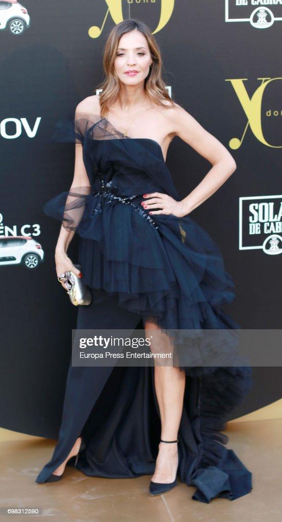 Silvia Zamora attends the 'Yo Dona' International Awards at the Palacio de los Duques de Pastrana on June 19, 2017 in Madrid, Spain.