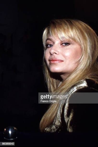 Silvio Berlusconi's wife Veronica Lario attends a cultural meeting on October 18 1994 in Milan Italy On May 04 2009 Veronica Lario filed for divorce...