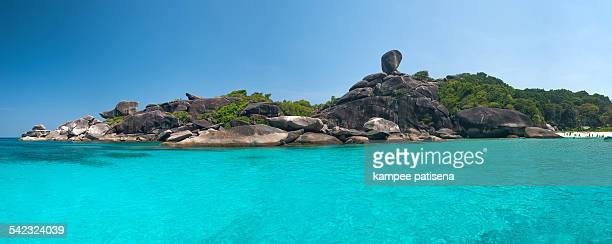 Similan Islands, Andaman Sea, Thailand