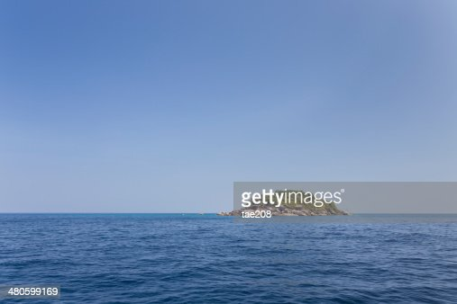 Similan national park in Thailand : Stock Photo