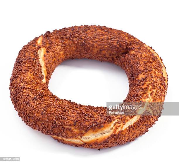 Simit as a Turkish Fast Food