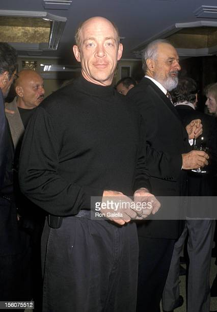 JK Simmons during Landmark Club Restaurant Opening Richard Belzer's Birthday Party September 23 2000 at Landmark Club Restaurant in New York City New...