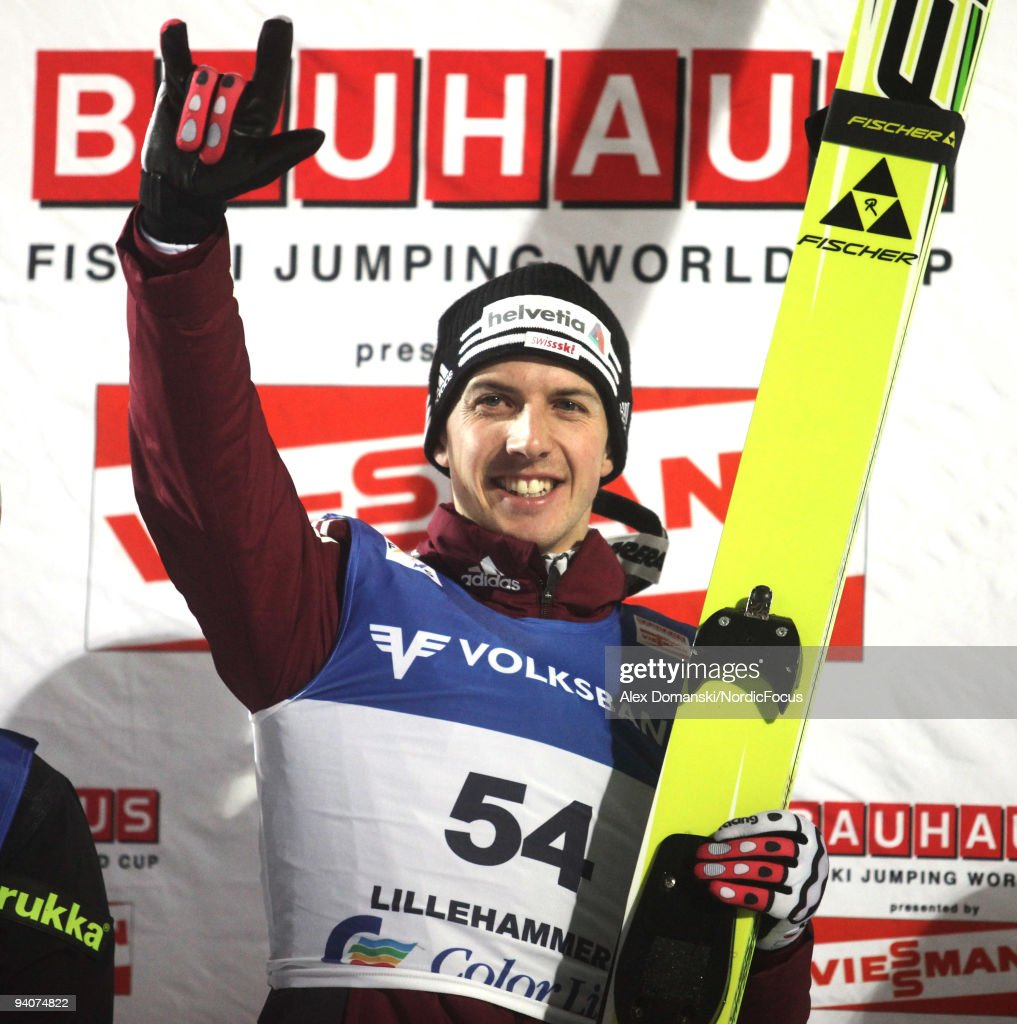 FIS World Cup - Nordic Combined - Day 2