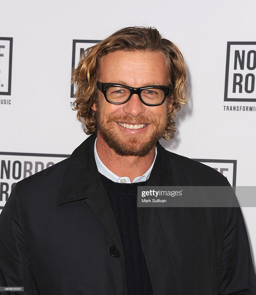 <a gi-track='captionPersonalityLinkClicked' href=/galleries/search?phrase=Simon+Baker&family=editorial&specificpeople=206176 ng-click='$event.stopPropagation()'>Simon Baker</a> arrives at Art of Music Live at Sydney Opera House on July 16, 2015 in Sydney, Australia.