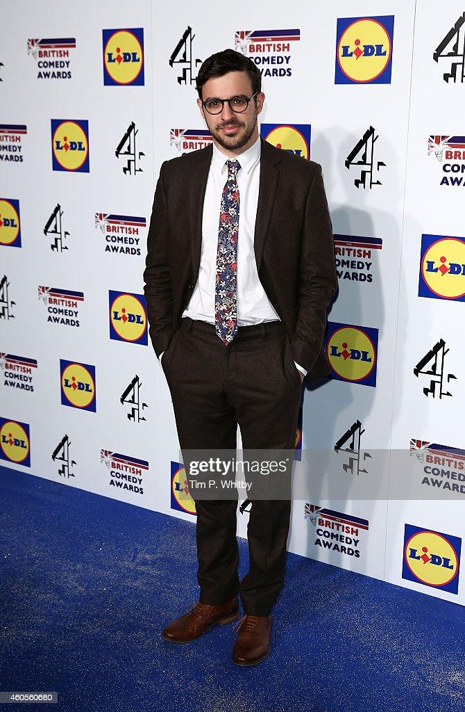 British Comedy Awards - Red Carpet Arrivals
