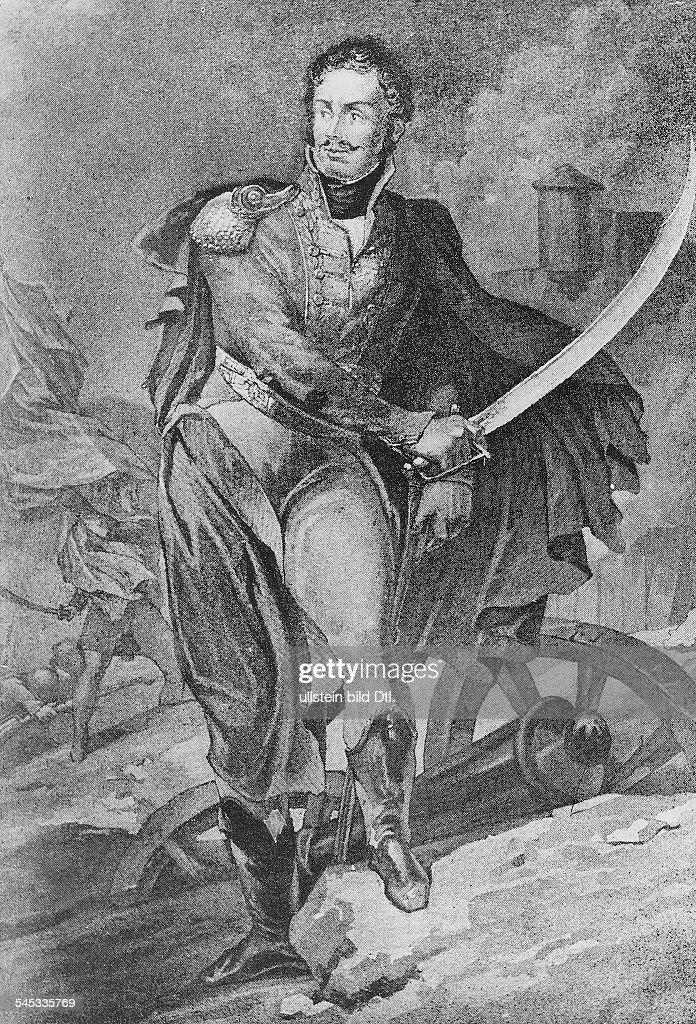 <a gi-track='captionPersonalityLinkClicked' href=/galleries/search?phrase=Simon+Bolivar&family=editorial&specificpeople=151017 ng-click='$event.stopPropagation()'>Simon Bolivar</a>*24.07.1783-17.12.1830+Befreiungskämpfer, Südamerikasüdamerikanischer Nationalheldleitete seit 1812 den südamerikanischenBefreiungskampfzeitgenössischer Stich