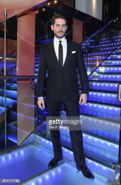 Simon Cotton attends The Unseen Premiere at Vue Piccadilly on November 14 2017 in London England