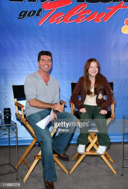 Bianca Ryan Stock Photos and Pictures   Getty Images