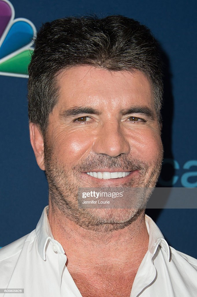 Simon Cowell arrives at the 'America's Got Talent' Season 11 Finale Live Show at the Dolby Theatre on September 14, 2016 in Hollywood, California.