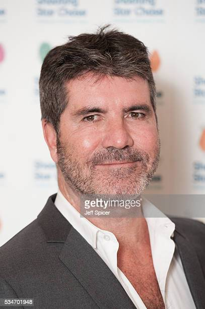Simon Cowell arrives for Star Chase Children's Hospice Event at The Dorchester on May 27 2016 in London England