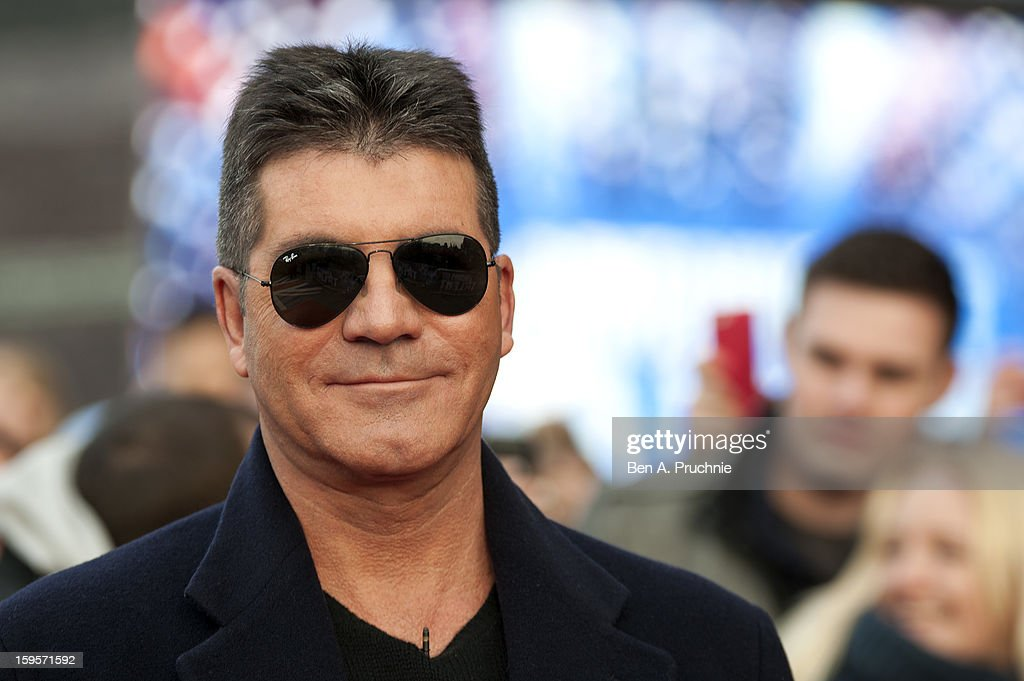 <a gi-track='captionPersonalityLinkClicked' href=/galleries/search?phrase=Simon+Cowell&family=editorial&specificpeople=203007 ng-click='$event.stopPropagation()'>Simon Cowell</a> arrives for the 1st day of judges auditions for 'Britain's Got Talent' at Millenium Centre on January 16, 2013 in Cardiff, Wales.