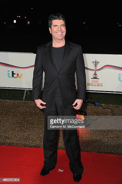 Simon Cowell attends A Night Of Heroes The Sun Military Awards at National Maritime Museum on December 10 2014 in London England