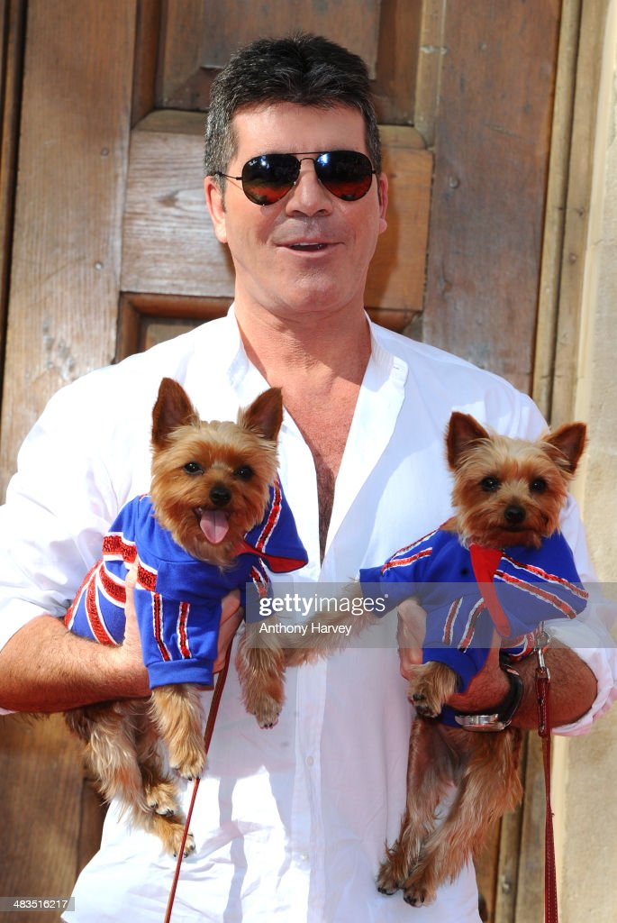 <a gi-track='captionPersonalityLinkClicked' href=/galleries/search?phrase=Simon+Cowell&family=editorial&specificpeople=203007 ng-click='$event.stopPropagation()'>Simon Cowell</a> attends a photocall for 'Britain's Got Talent' at St Luke's Church on April 9, 2014 in London, England.