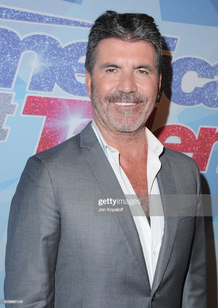 Simon Cowell attends NBC's 'America's Got Talent' Season 12 Finale Week at Dolby Theatre on September 19, 2017 in Hollywood, California.