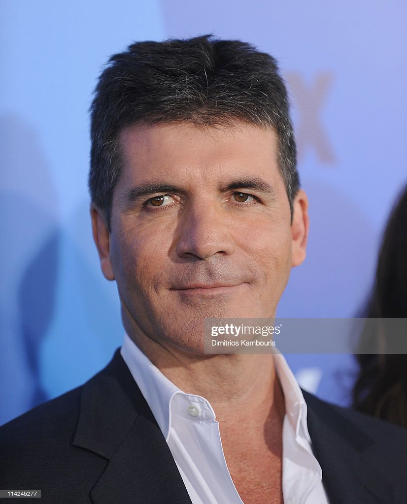 <a gi-track='captionPersonalityLinkClicked' href=/galleries/search?phrase=Simon+Cowell&family=editorial&specificpeople=203007 ng-click='$event.stopPropagation()'>Simon Cowell</a> attends the 2011 Fox Upfront at Wollman Rink - Central Park on May 16, 2011 in New York City.