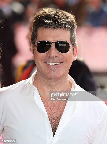 Simon Cowell attends The Prince's Trust Celebrate Success Awards at Odeon Leicester Square on March 12 2015 in London England