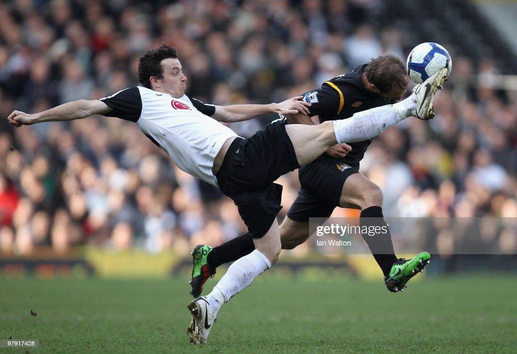 Fulham v Manchester City - Premier League