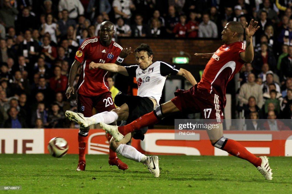Fulham v Hamburger SV - UEFA Europa League