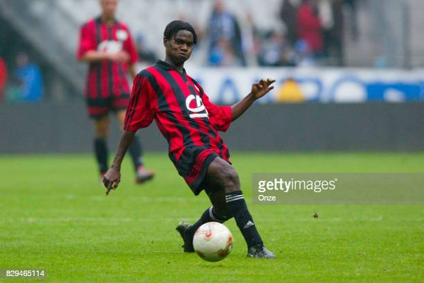 Simon Feindouno of Nice during Gambardella Final match between Nice and Nantes on May 31th 2003 Olivier Prevosto / Icon Sport