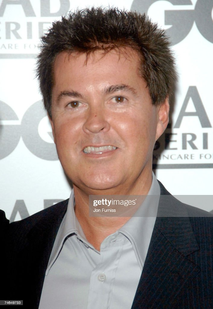 Simon Fuller at the Royal Opera House in London, United Kingdom.