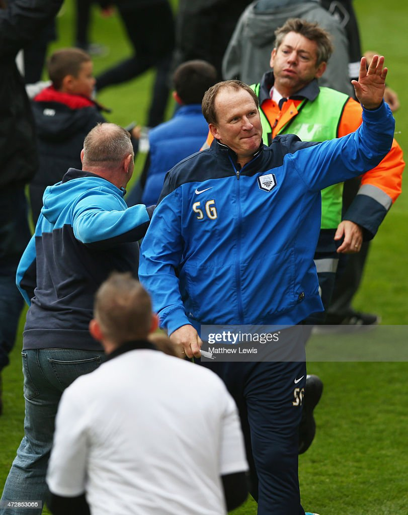 Preston North End v Chesterfield - Sky Bet League 1 Playoff Semi-Final