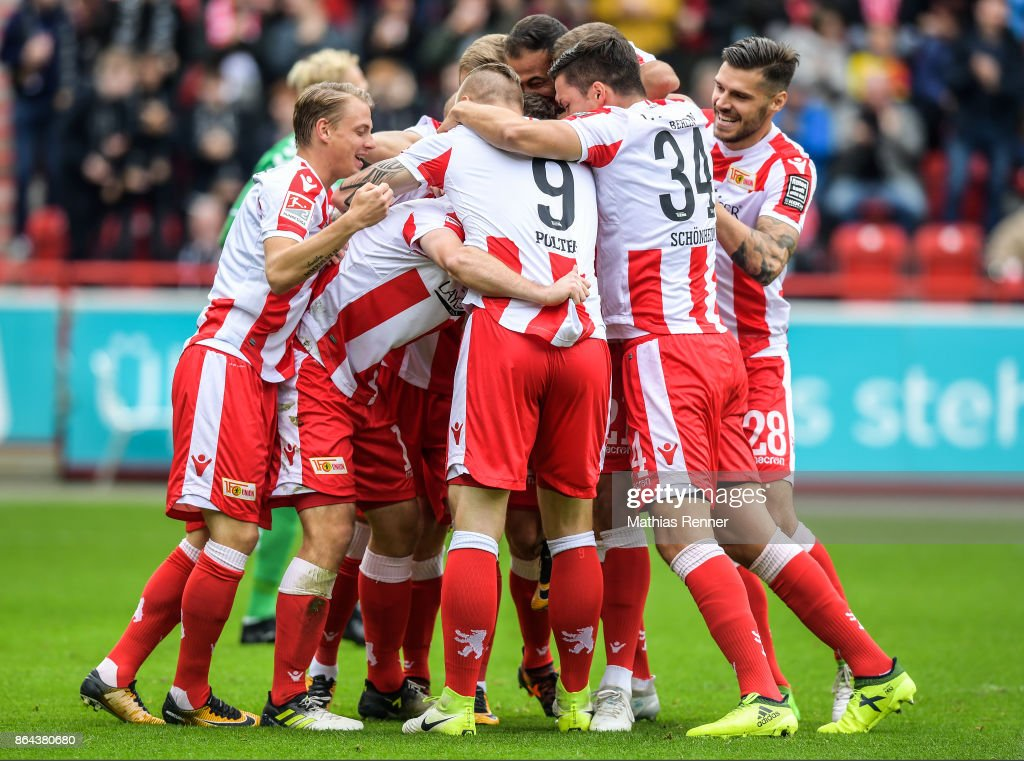 1st FC Union Berlin v SpVgg Greuther Fuerth - 2nd Bundesliga