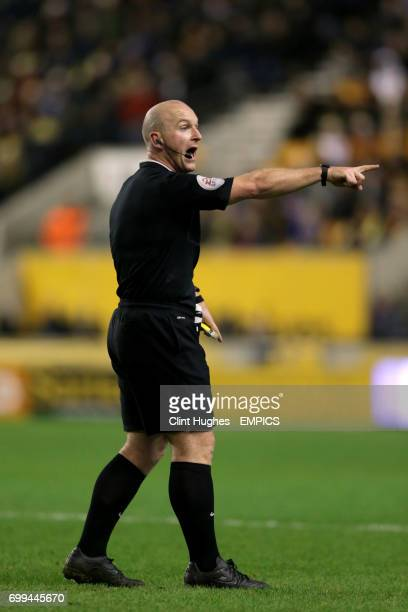 Simon Hooper match referee