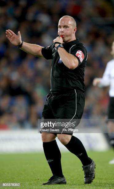 Simon Hooper Referee