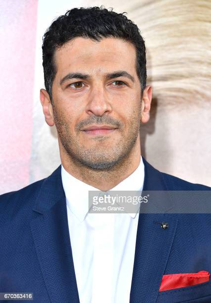 Simon Kassianides arrives at the Premiere Of Warner Bros Pictures' 'Unforgettable' at TCL Chinese Theatre on April 18 2017 in Hollywood California