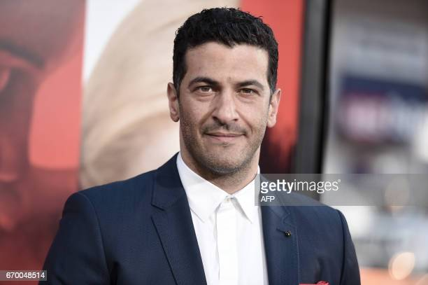 Simon Kassianides attends the premiere of the dramatic thriller 'Unforgettable' at the TCL Chinese Theater in Hollywood California on April 18 2017 /...
