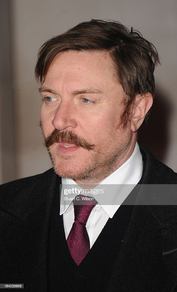 <a gi-track='captionPersonalityLinkClicked' href=/galleries/search?phrase=Simon+Le+Bon&family=editorial&specificpeople=160698 ng-click='$event.stopPropagation()'>Simon Le Bon</a> attends the press night for 'The Book of Mormon' at Prince Of Wales Theatre on March 21, 2013 in London, England.