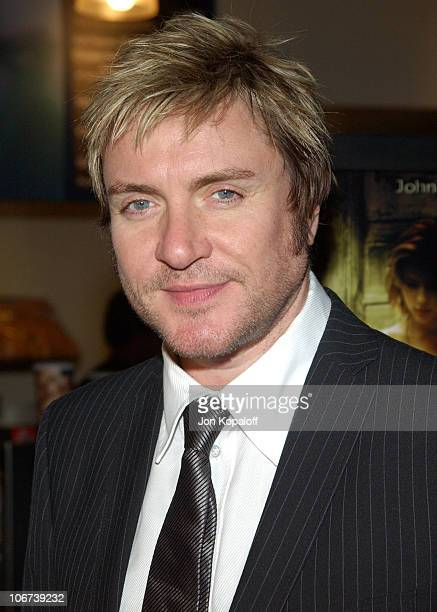 Simon Le Bon Duran Duran during ' A Love Song For Bobby Long ' Premiere at The Hollywood Film Festival's Closing Night Gala at The Arc Light Theater...