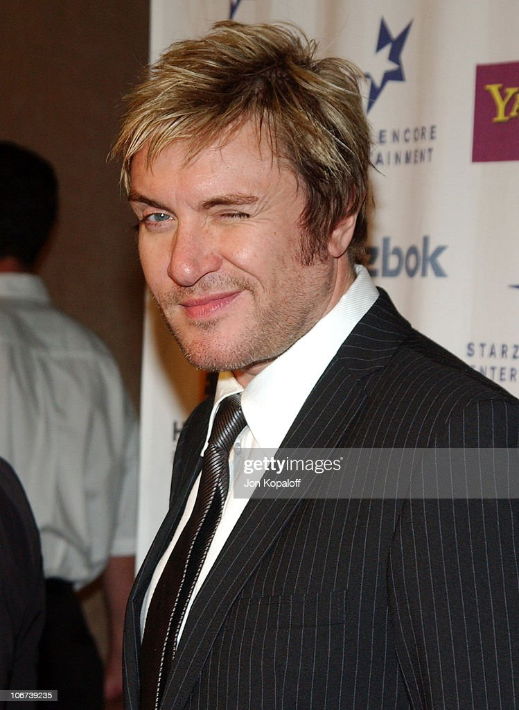 Simon Le Bon, Duran Duran during ' A Love Song For Bobby Long ' Premiere at The Hollywood Film Festival's Closing Night Gala at The Arc Light Theater in Los Angeles, California, United States.