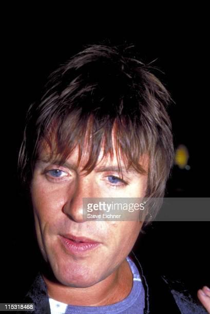 Simon Le Bon of Duran Duran during Simon Le Bon of Duran Duran in NYC 1993 in New York City New York United States