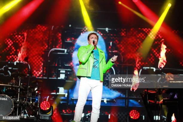 03 Simon Le Bon of Duran Duran performs at Electric Picnic Festival at Stradbally Hall Estate on September 3 2017 in Laois Ireland