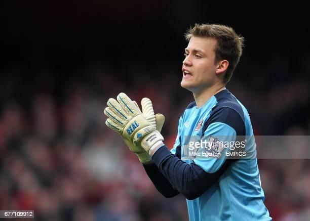 Simon Mignolet Sunderland goalkeeper