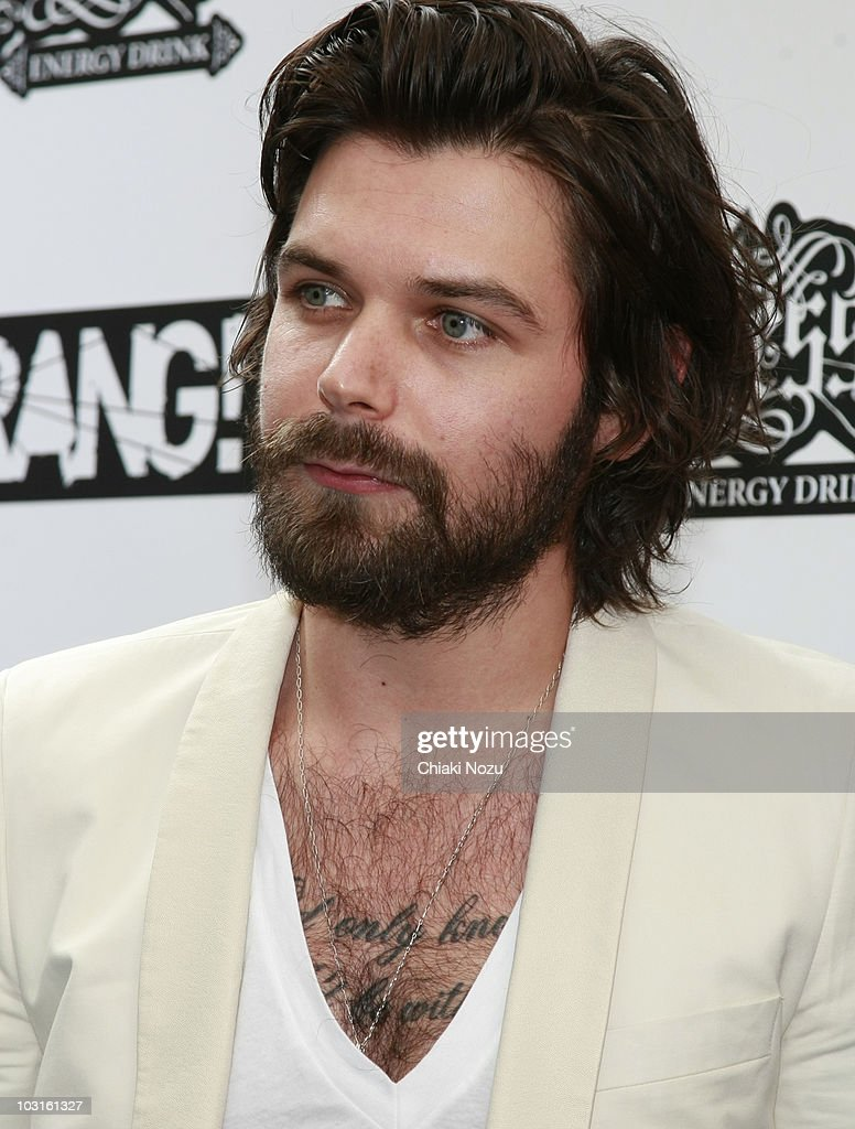 Simon Neil of Biffy Clyro attends the Relentless Energy Drink Kerrang Awards at The Brewery on July 29 2010 in London England