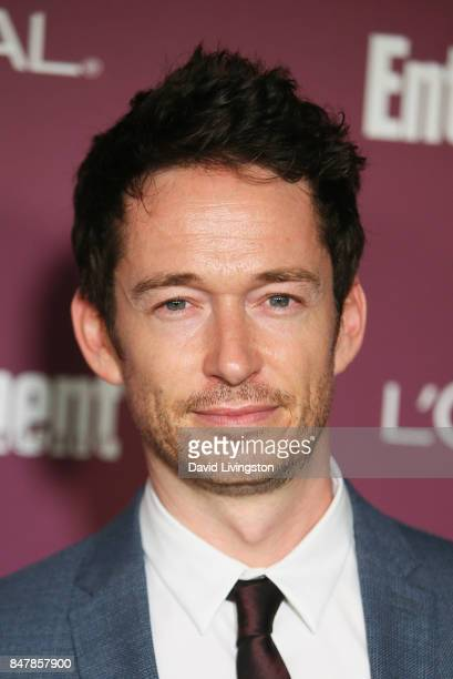 Simon Quarterman attends the Entertainment Weekly's 2017 PreEmmy Party at the Sunset Tower Hotel on September 15 2017 in West Hollywood California