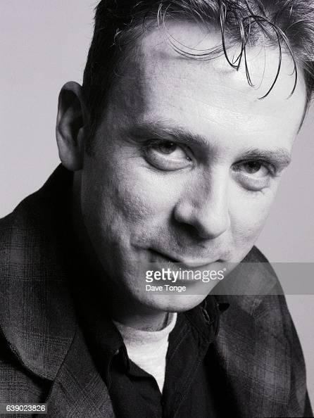 Simon Raymonde of Scottish alternative rock group Cocteau Twins Clapham Junction London United Kingdom 1993