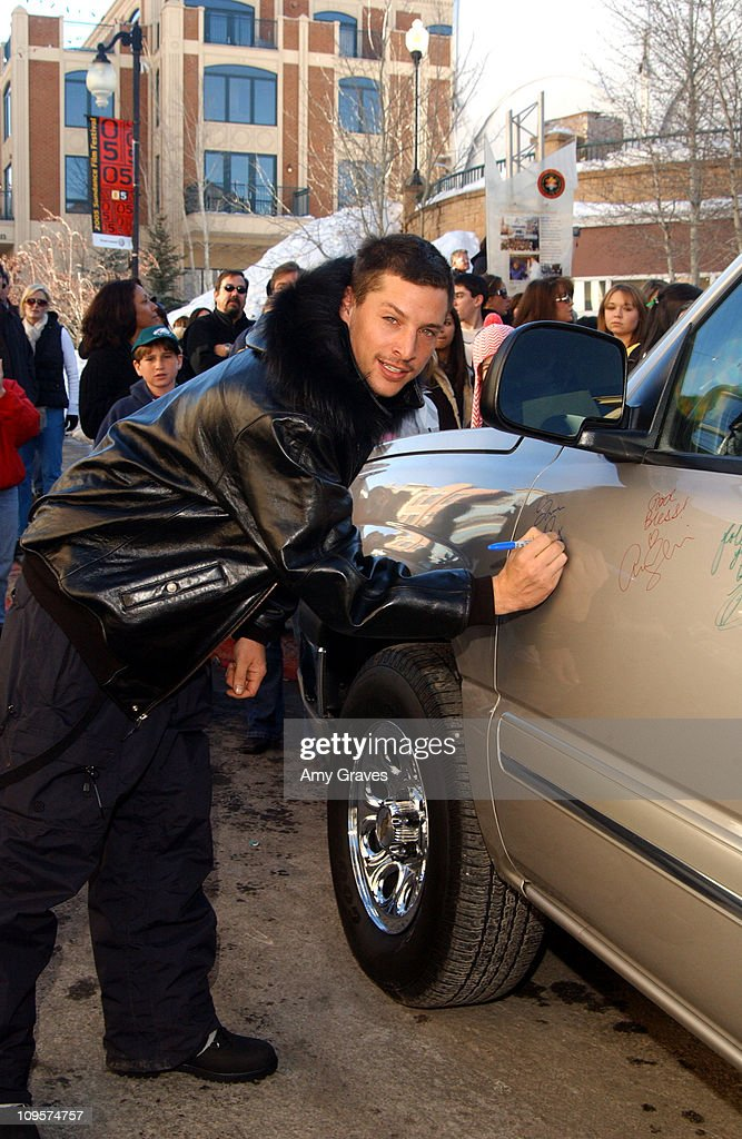 2005 Park City - GM in Park City - Simon Rex