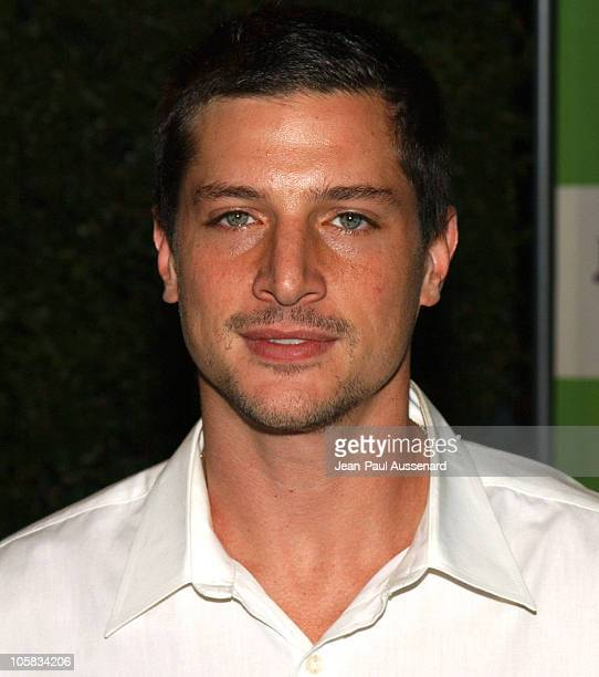 Simon Rex during 13th Annual Environmental Media Awards at The Ebell Theatre in Los Angeles California United States