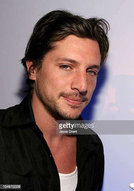 Simon Rex during 2006 Newport Beach Film Festival Spotlight Party at Orange County Museum of Art in Newport Beach California United States