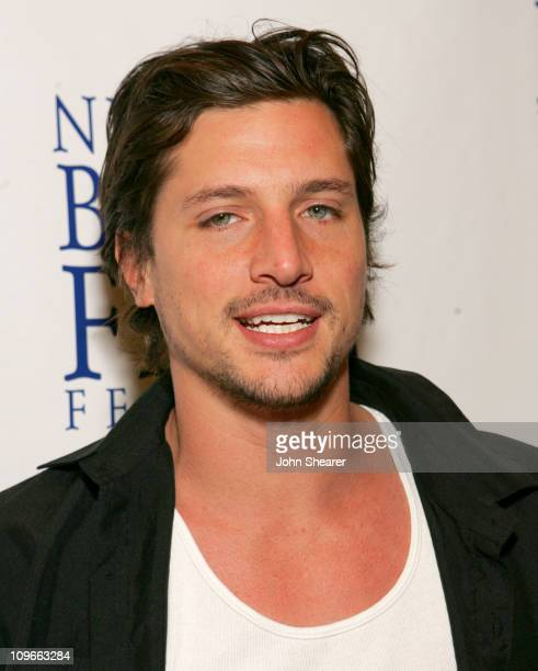 Simon Rex during 2006 Newport Beach Film Festival 'Wassup Rockers' Screening at Island Cinemas in Newport Beach California United States