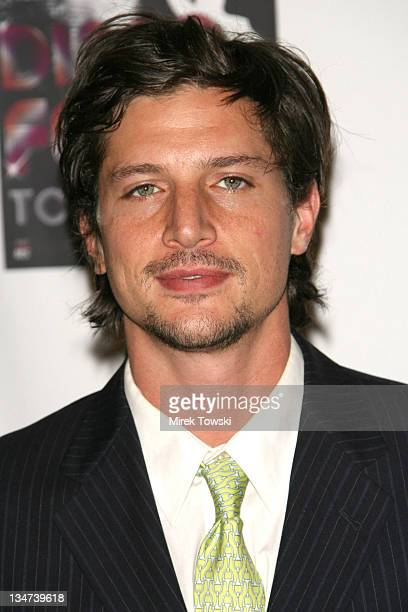 Simon Rex during 'Disco Fever to Erase MS' 13th Annual Race to Erase MS at Hyatt Regency Century Plaza Hotel in Century City California United States
