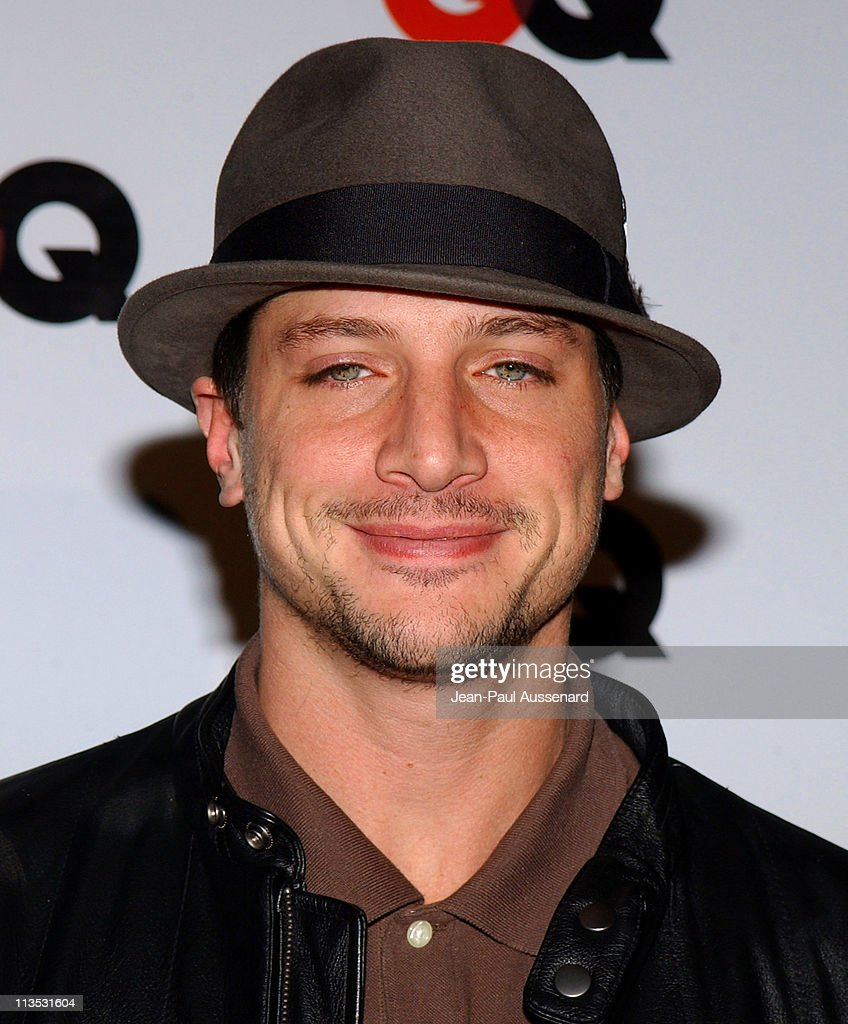 Simon Rex during GQ Magazine - 2004 NBA All-Star Party - Arrivals at Astra West in West Hollywood, California, United States.