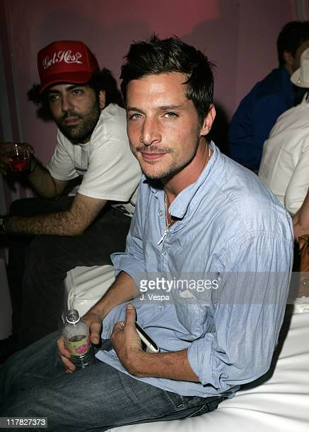 Simon Rex during Tarina Tarantino Jewelry Store Opening Inside at Tarina Tarantino Jewelry Store in Hollywood California United States