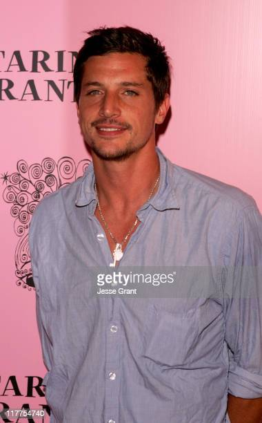 Simon Rex during Tarina Tarantino Jewelry Store Opening Red Carpet at Tarina Tarantino in Hollywood California United States