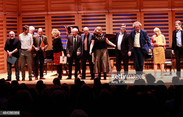 Simon Russell Beale Richard Godwin Richard Ingrams Oliver Condy Niamh Cusack David Whelton Humphrey Burton Lucy Parham Ed Balls Conrad Williams Sarah...